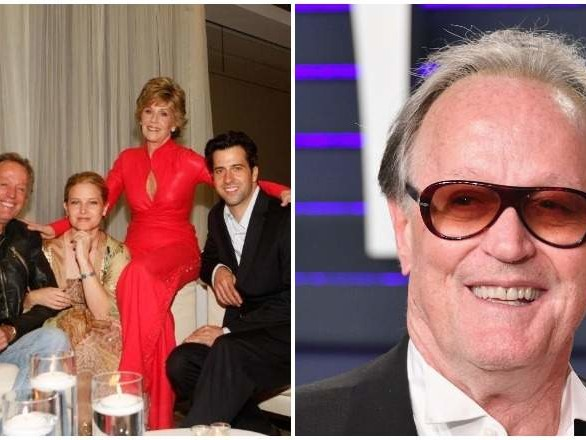 Peter Fonda's Kids & Family: 5 Fast Facts You Need to Know