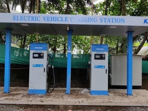 EV charging station in Kochi to be commissioned soon