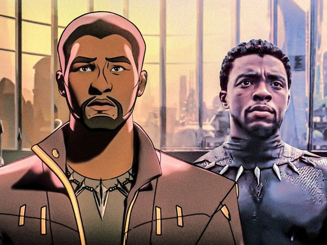 A Bittersweet Chadwick Boseman Performance Lays the Blueprint for 'What If…?'