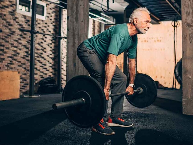 The Importance of Muscle in Healthy Aging