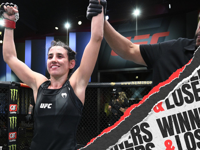 UFC Vegas 26: Rodriguez vs. Waterson - Winners and Losers