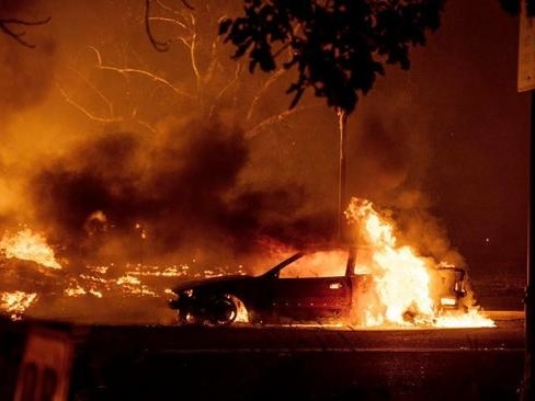"""Facebook And FBI Wage Infowar On West Coast Wildfire Arson """"Conspiracy Theories"""""""