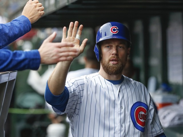 Ben Zobrist rejoins Cubs after spending most of season dealing with divorce