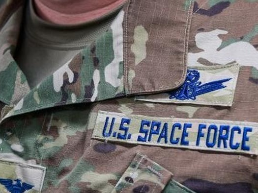 Space Force Commander Demoted Over Book Claiming 'Neo-Marxist Agenda' And Critical Race Theory Infiltrating Military