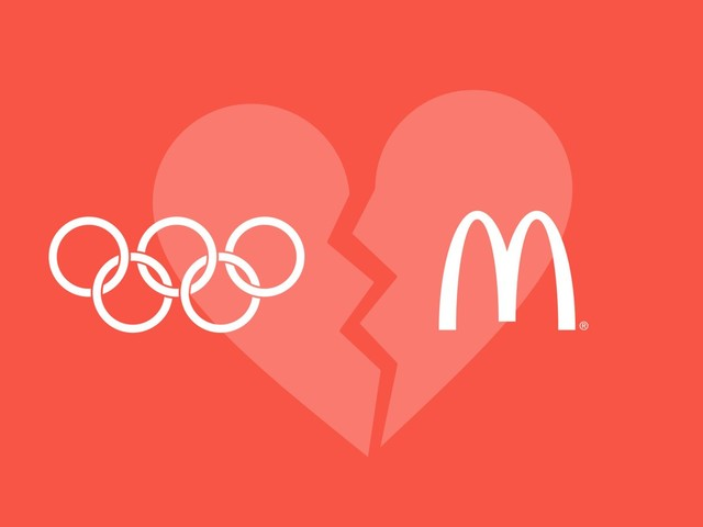 Why sponsors are breaking up with the Olympics