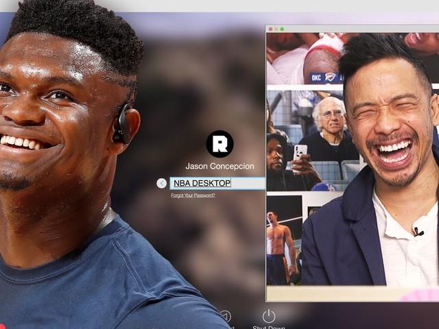 'NBA Desktop': Zion Williamson Put the League on Notice