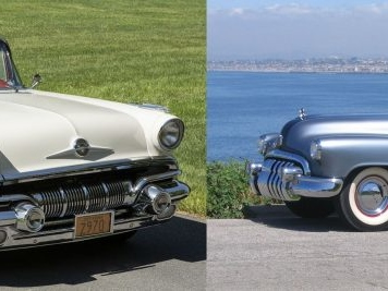 Auction Alert: Bidding on rare Pontiac Bonneville and 1950 Buick restomod closes today