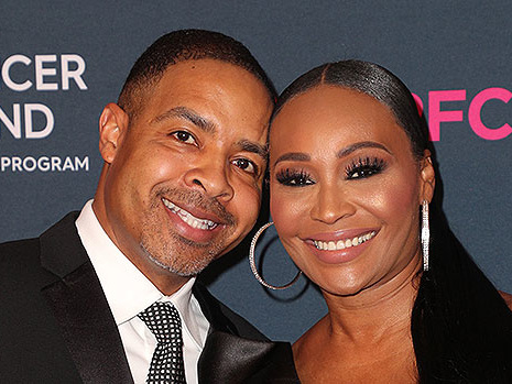 RHOA's Cynthia Bailey & Fiance' Mike Hill Discuss Why They Took Their 3 Daughters To LA Protests