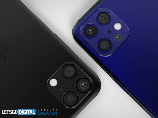 Feast your eyes on these stunning new iPhone 12 renders