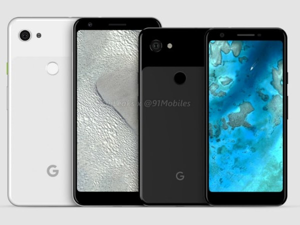 Google Pixel 3a, Pixel 3a XL Branding Spotted in Android Q Code: Report