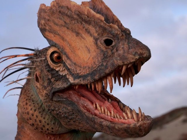 The 'Jurassic Park' franchise got many dinosaurs wrong. The venomous Dilophosaurus was actually 20 feet long and poison-free.