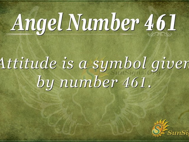 Angel Number 461 Meaning: Develop Yourself