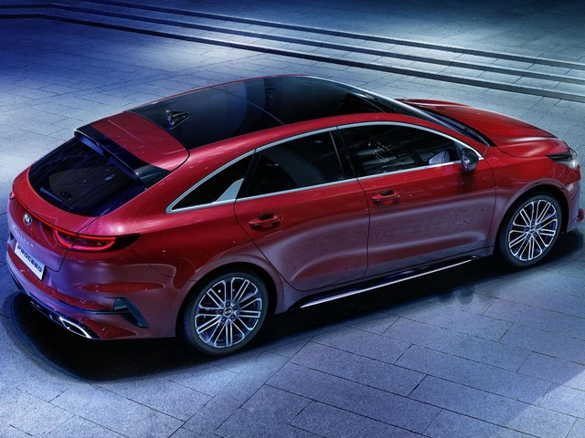 The 2019 Kia ProCeed: You're Never Gonna Get It