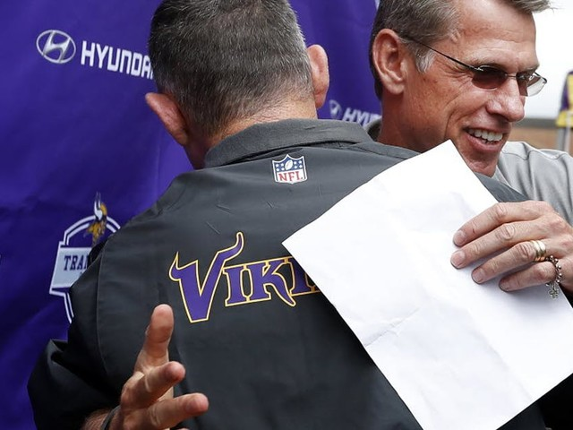 Vikings mailbag: How can contract situations for Rick Spielman and Mike Zimmer impact decisions?