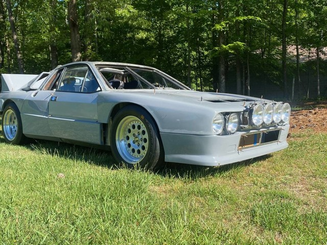 This Turbocharged K24 Lancia 037 Tribute Could Be Your Perfect Project Car