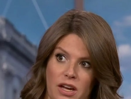 MSNBC's Kasie Hunt: 'You Don't Want to Worry About Character? Elect a Woman!'