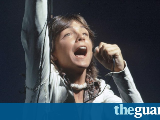 It couldn't be for ever: mourning David Cassidy, the original 70s pinup