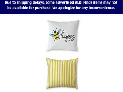 Belavi 2-Pack Outdoor Toss Pillows