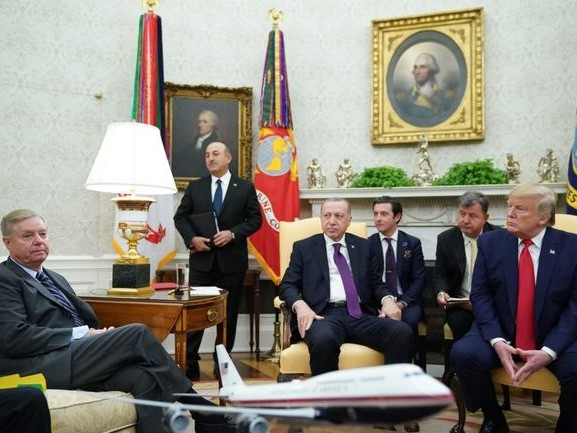 "Here's The Moment Erdogan's White House Visit Took ""A Dark Turn"""