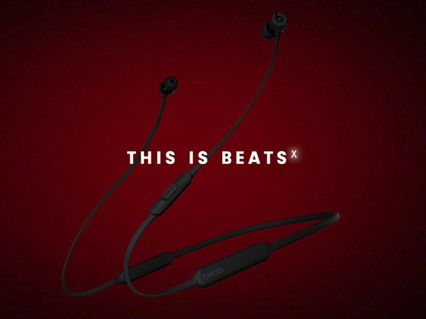 Deal: Save $55 on Apple's BeatsX wireless earphones at Amazon