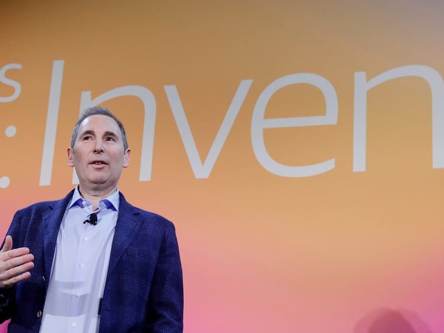 Amazon's fight against Microsoft for the $10 billion JEDI cloud computing contract took a turn this week — Meet the 14 people reporting directly to Amazon's cloud boss Andy Jassy (AMZN)