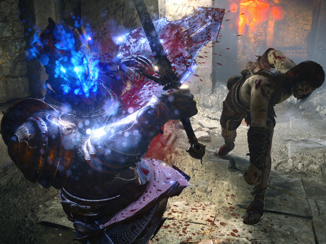 It's Really Fun To Crush Foes With Your Fists In Demon's Souls Now