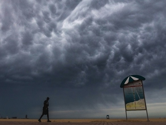 Late night weather alert issued in UAE