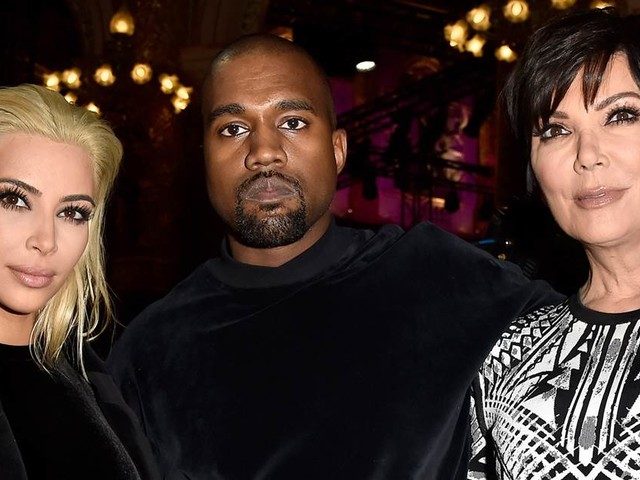Kris Jenner speaks out about Kim and Kanye's divorce
