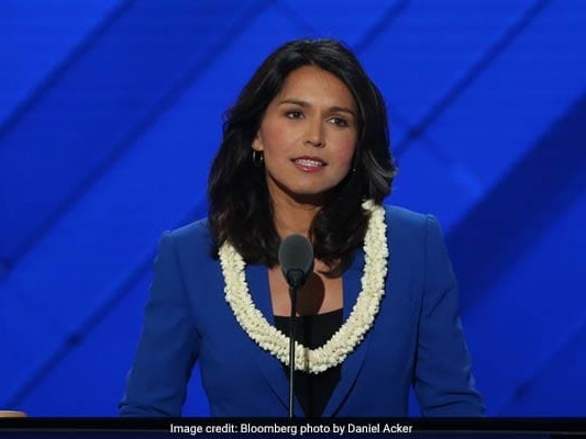 Tulsi Gabbard Says She Will Run For US Presidency In 2020