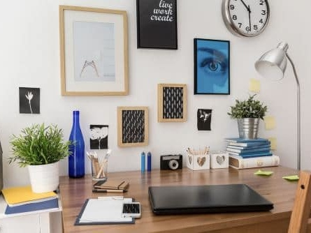 10 Tips for Organizing Your Home Office