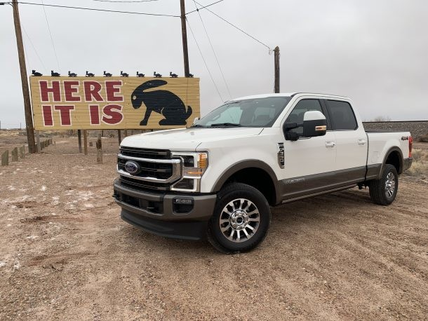 2020 Ford Super Duty First Drive – Long May You Truck