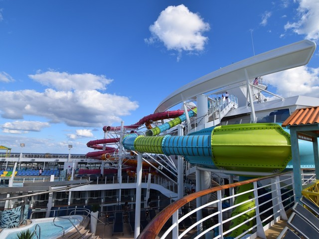 Oasis of the Seas Live Blog - Day 1 - Embarkation Day