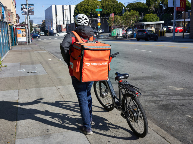 Sacramento Report: Fee Caps Like San Diego's Are Doordash's New Target