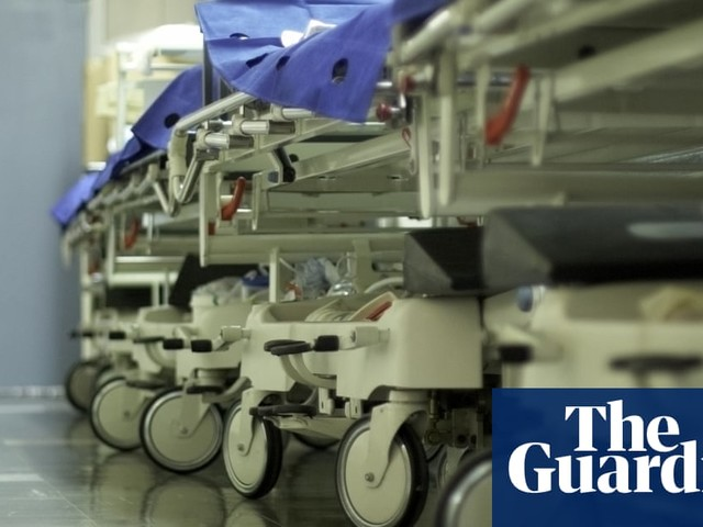 Thousands of patients die waiting for beds in hospitals – study