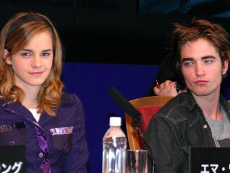 Robert Pattinson, Emma Watson Romance Made Up By Tabloid