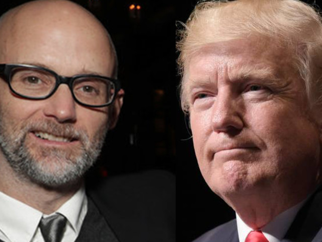 New Moby Video Depicts Donald Trump's Rise And A Violent Demise