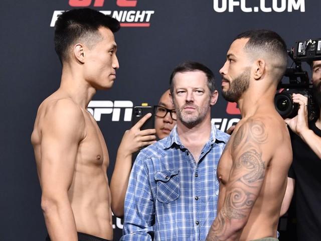 UFC Vegas 29: Korean Zombie vs. Ige live results, discussion, PBP