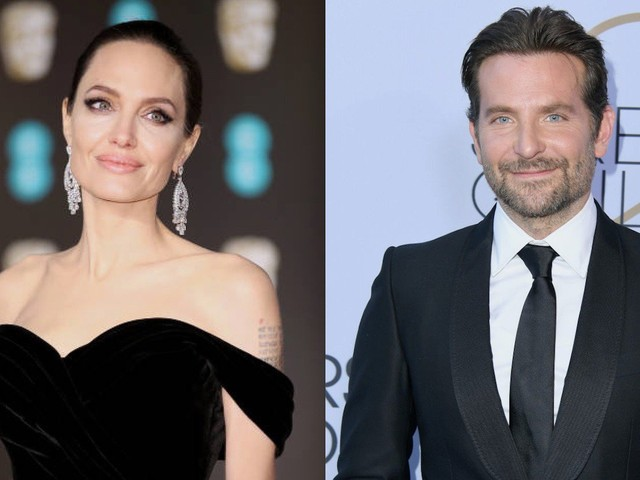 Angelina Jolie, Bradley Cooper Having Secret Sleepovers?