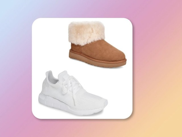 Nordstrom is releasing epic Cyber Deals ahead of Cyber Monday — from UGG to Adidas