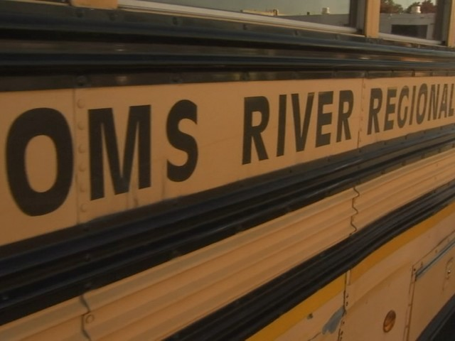 Toms River residents rally for school funding