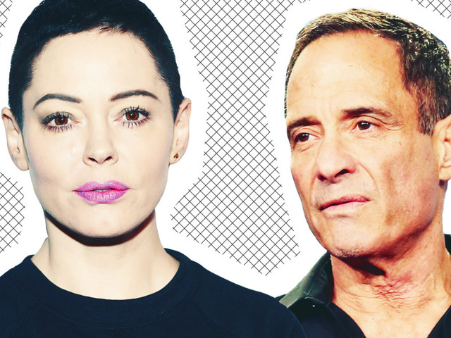 What Is TMZ Doing to Rose McGowan?