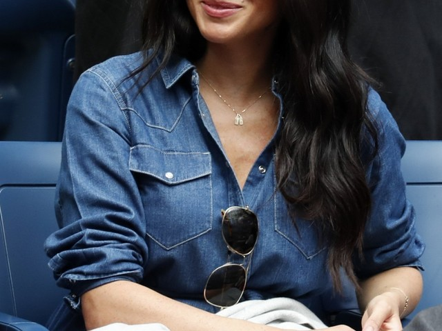 Did Duchess Meghan come to NYC with Archie for the US Open in September?