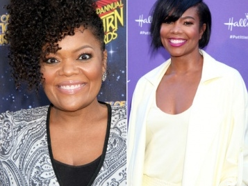 HOLLYWOOD HAIR! Yvette Nicole Brown, Gabrielle Union, Model Olivia Anakwe & More Discuss Lack Of Stylists Who Can Style Black Hair