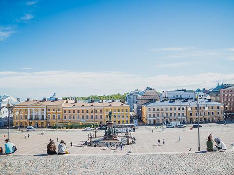 Scandinavian Airlines: San Francisco – Helsinki, Finland. $451 (Regular Economy) / $396 (Basic Economy). Roundtrip, including all Taxes