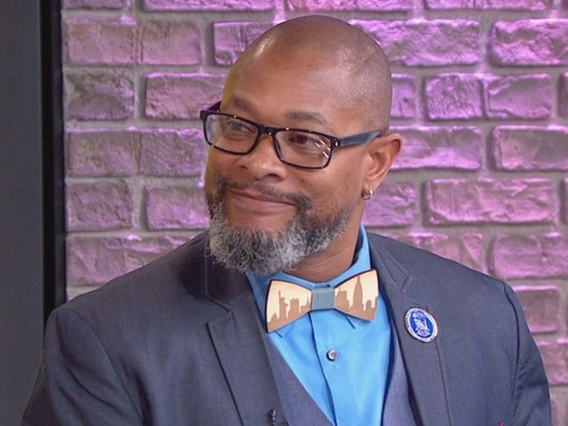 Spoken Word Poet Using Radio Show Via Social Media To Speak Out About George Floyd Protests