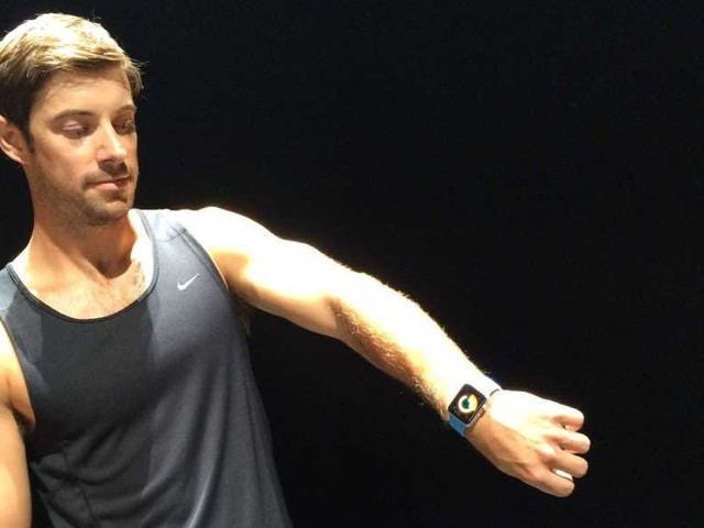Apple is trying to give you another big reason to use the Apple Watch at the gym, and it's further evidence that it's becoming a force in the fitness industry (AAPL)