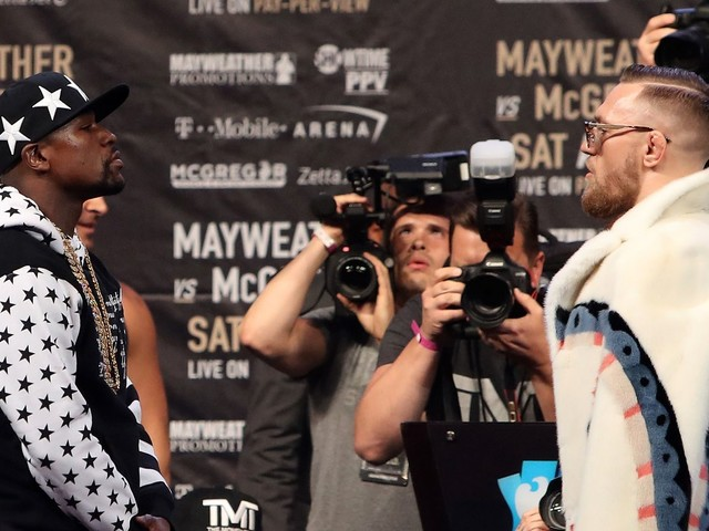 NAC approves eight-ounce gloves for Mayweather vs. McGregor, announces referee and judges