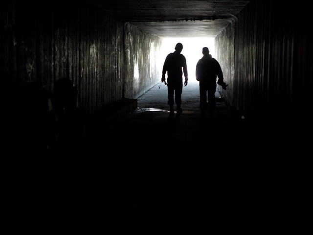 Leaving the Las Vegas tunnels: Beth Brower escapes underground hell