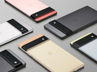 Google Previews Upcoming Pixel 6 With Custom Tensor SoC, Rear Camera Bar, In-Display Fingerprint Sensor and More