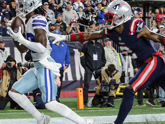 Secondary issues on display in Patriots' OT loss to Cowboys